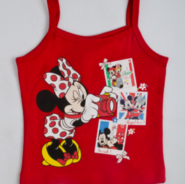 Детски летен потник Minnie Mouse