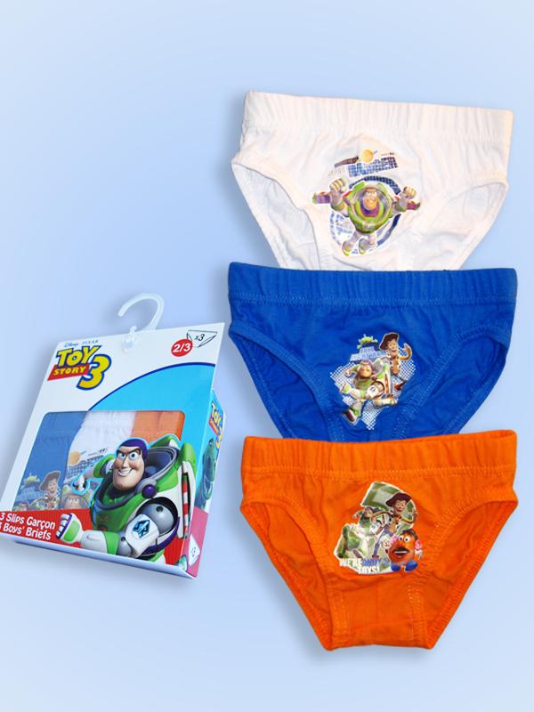 Briefs Toy Story 3 Pcs Underwear Lordbg Com