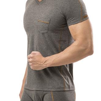 681bb9bafa2 Тениска меланж 289