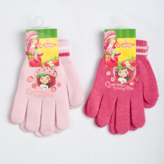 Gloves Strawberry