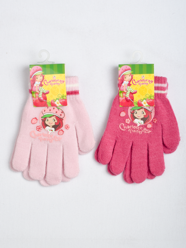 Handschuhe Strawberry